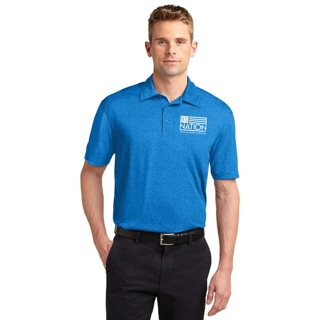 Blue Polo (Men's)