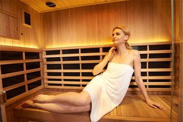 Ten tips to maximise your infrared sauna session