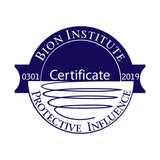 Certified by BION Institute for Protective Influence