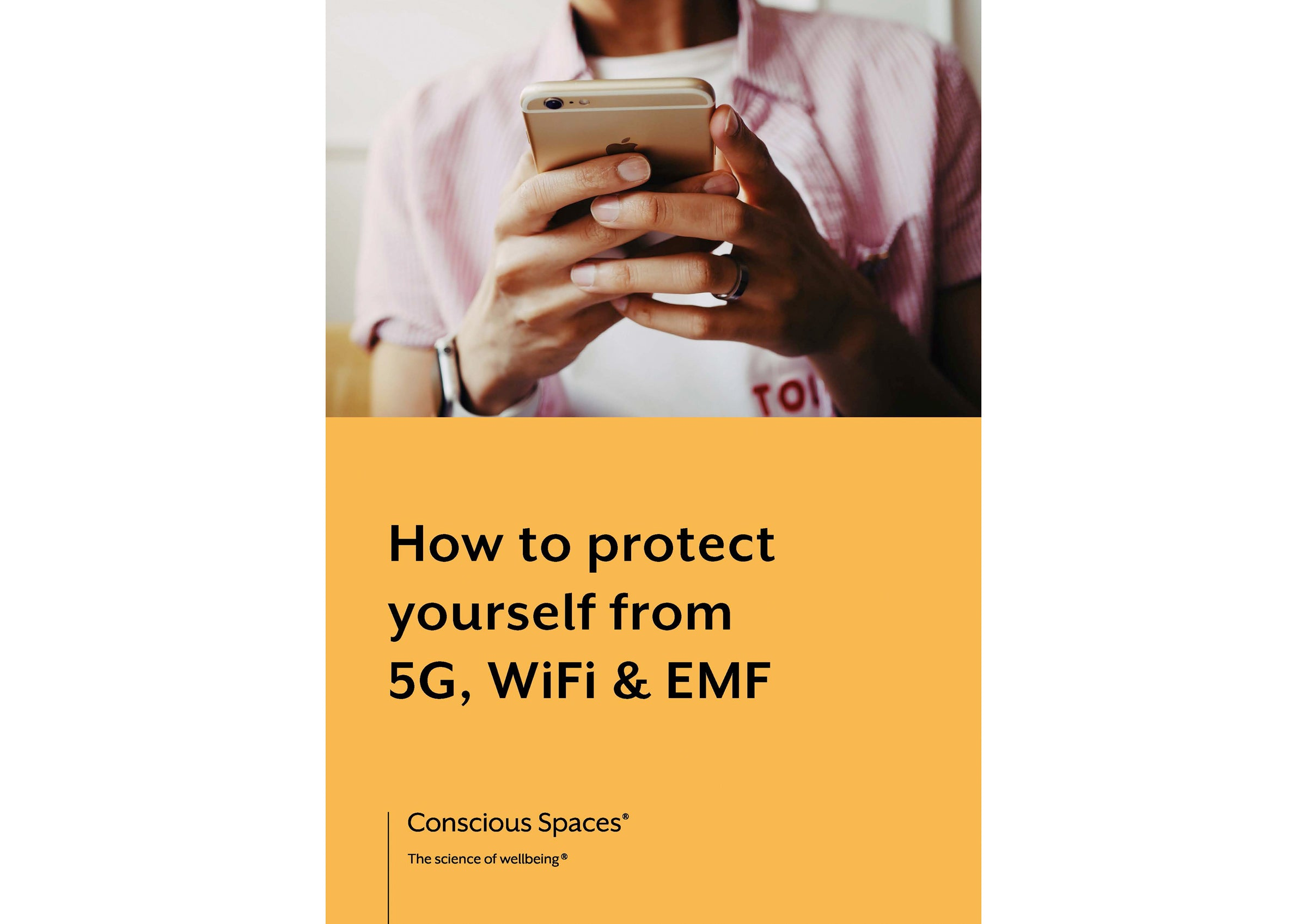 How to protect yourself from 5G/WIFI/EMFs