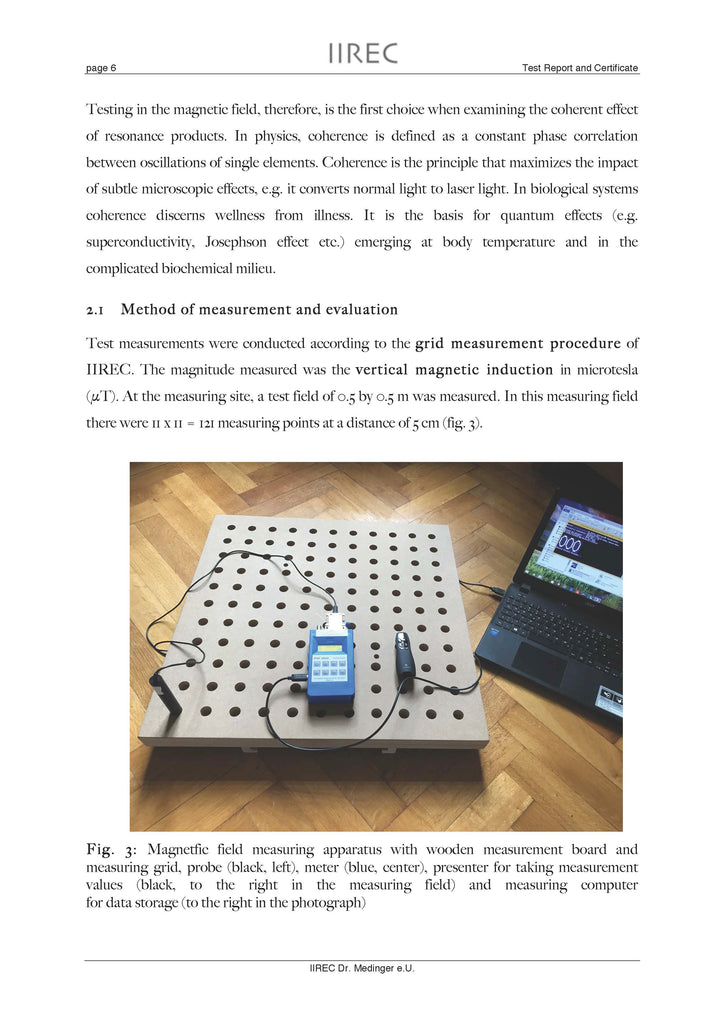 IIREC, International Institute for Research on Electromagnetic Compatibility - Page 6