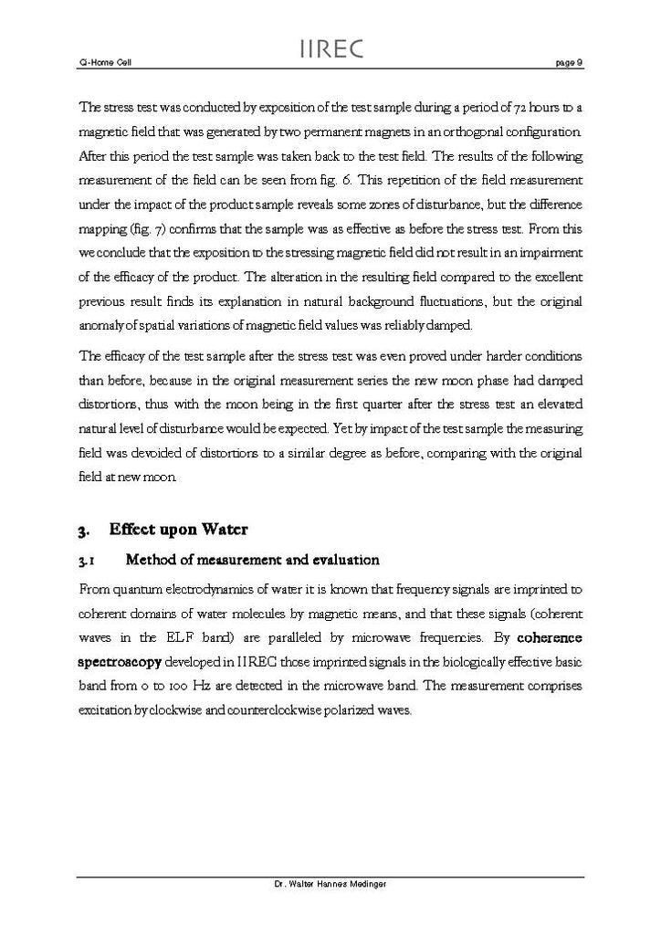 IIREC, International Institute for Research on Electromagnetic Compatibility - Page 9