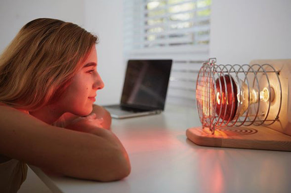 Incorporate red light therapy into your routine
