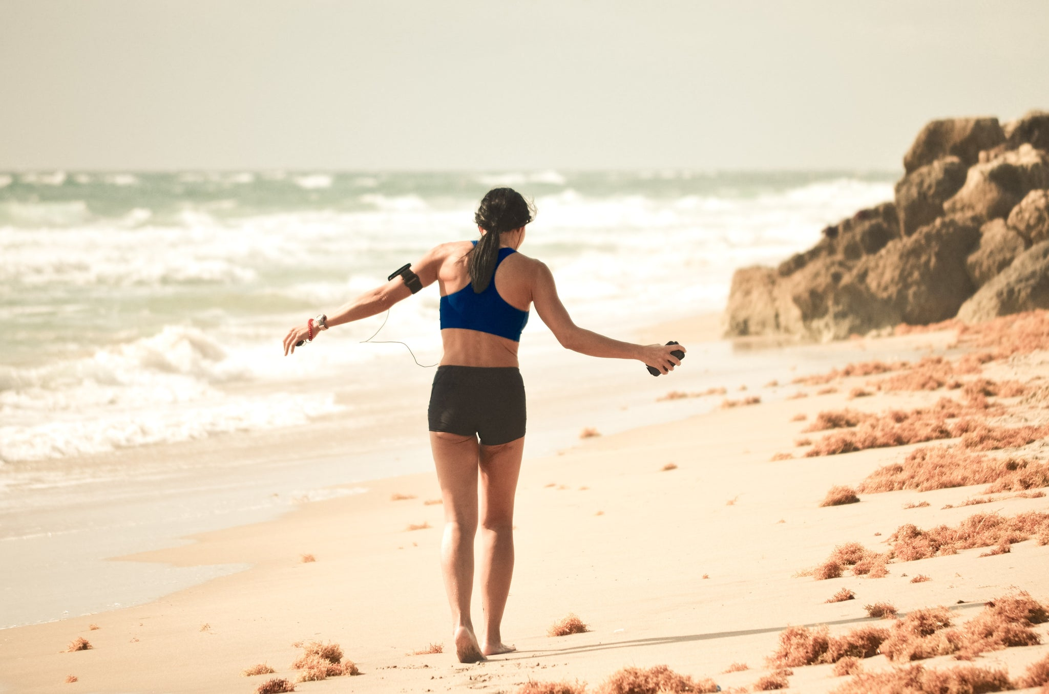 benefits of exercising outdoors