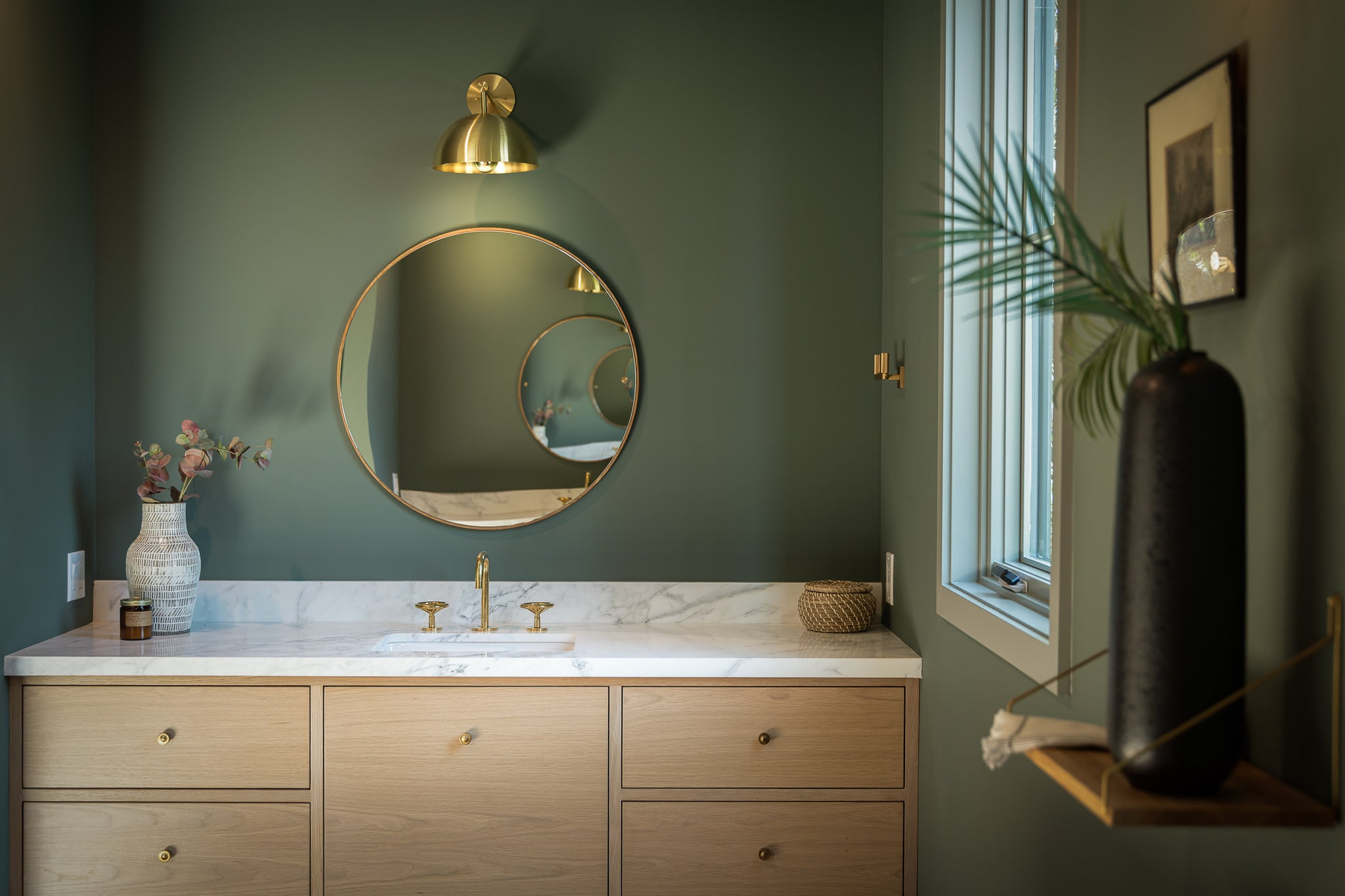 tackle mould in your bathroom