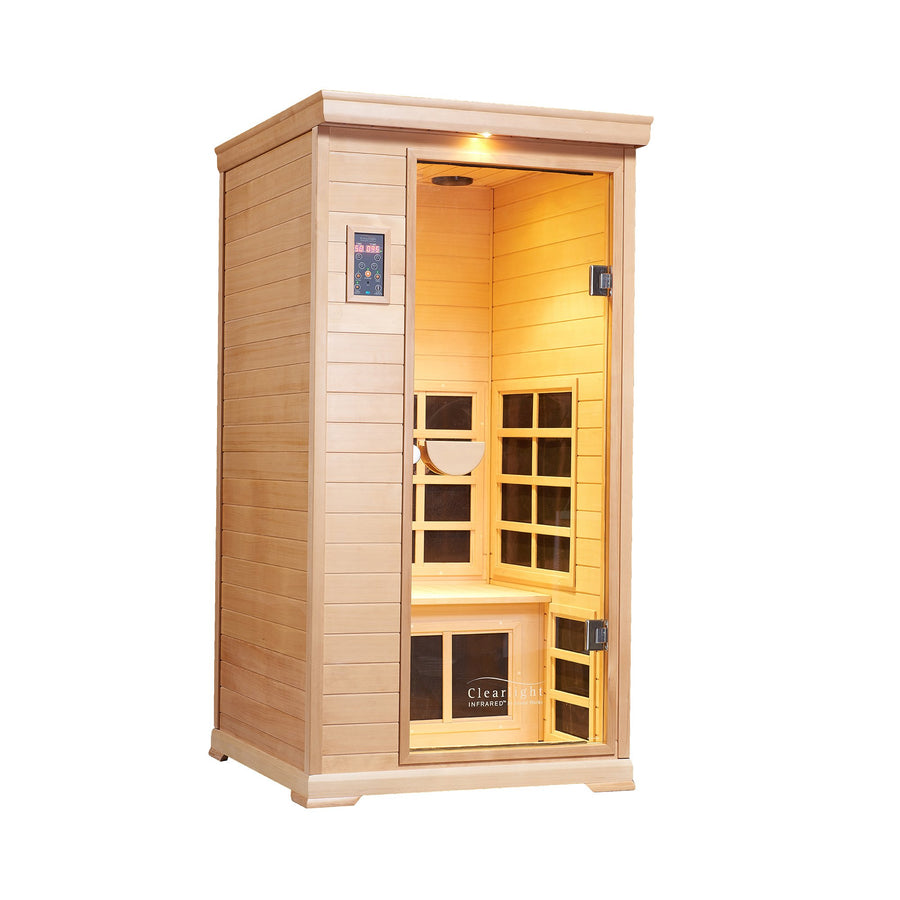 Clearlight Essential CE-1 — One Person Far Infrared Sauna