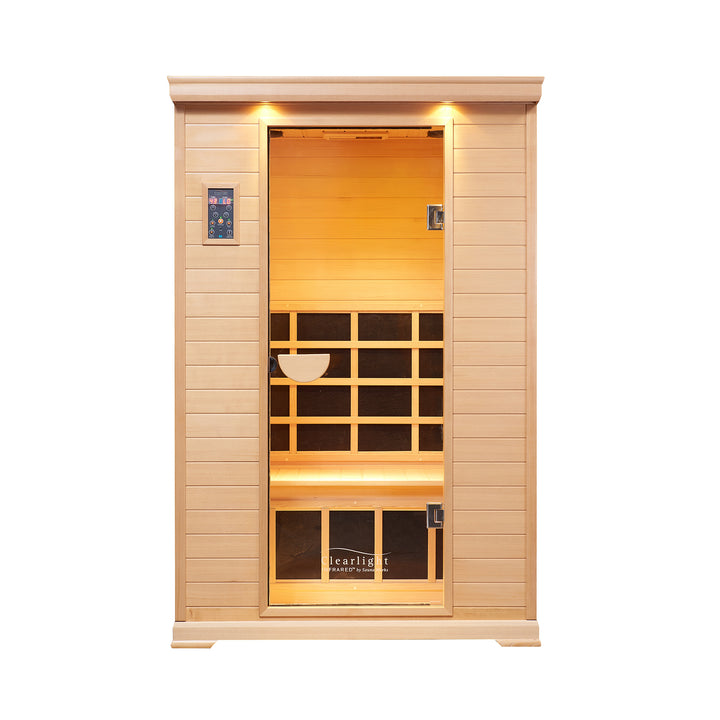 Clearlight Essential CE-2 — Two Person Far Infrared Sauna