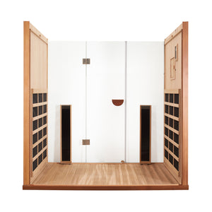 Clearlight Sanctuary Yoga Combination — Hot Yoga Room and Full Spectrum Sauna