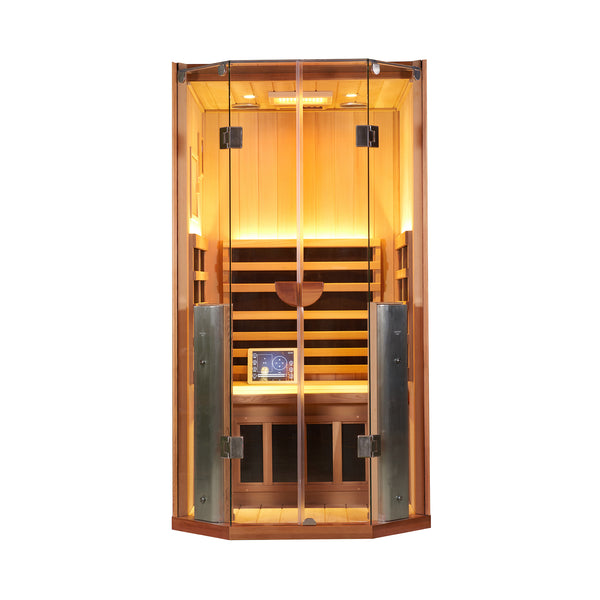 Clearlight Sanctuary 1 — One Person Full Spectrum Sauna