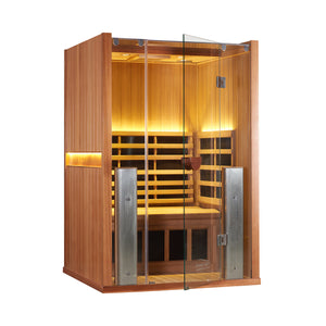 Clearlight Sanctuary 2 — Two Person Full Spectrum Sauna