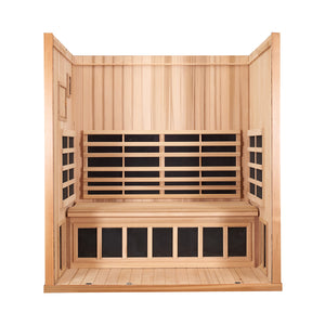 Clearlight Sanctuary 3 — Three Person Full Spectrum Sauna