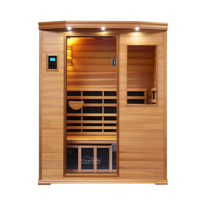 Clearlight Premiere IS-3 — Three Person Far Infrared Sauna