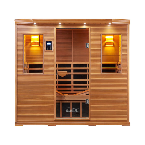 Clearlight Premiere IS-5 — Five Person Far Infrared Sauna