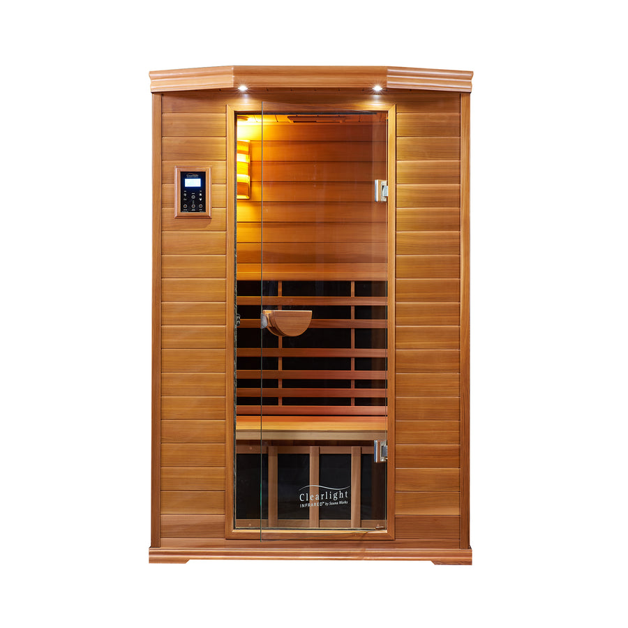 Clearlight Premiere IS-2 — Two Person Far Infrared Sauna