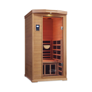 Clearlight Premiere IS-1 — One Person Far Infrared Sauna