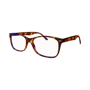 Classic Day Swannies in Tortoise Shell - Angle