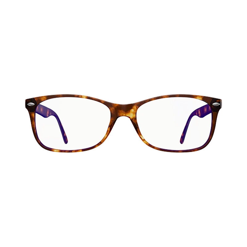 Classic Day Swannies in Tortoise Shell - Front