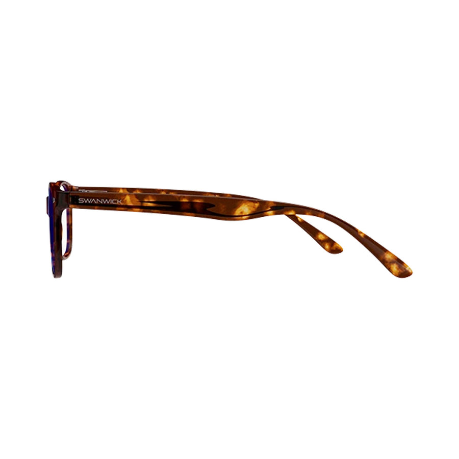 Classic Day Swannies in Tortoise Shell - Side