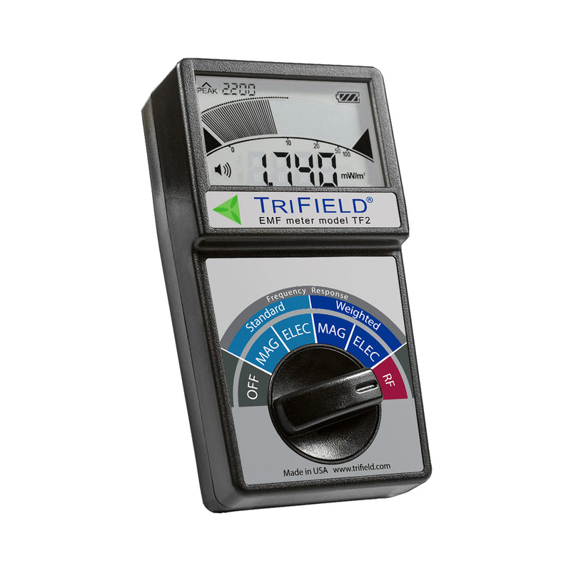 TriField TF2 EMF Meter | Conscious Spaces