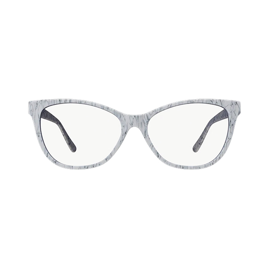 Cat Eye Swannies in Carrara - Front