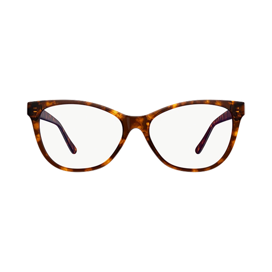 Cat Eye Swannies in Tortoise Shell - Front