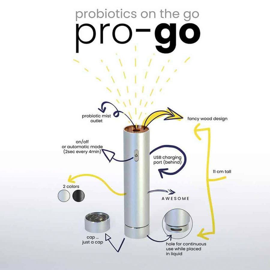 Pro-Go Personal Atomiser