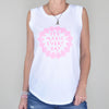 See Magic Every Day - Mandala Muscle Tee
