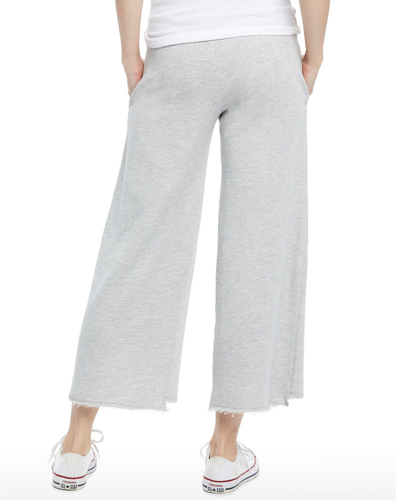 I Am Home.  I Have Arrived.  -  French Terry Flare Pant