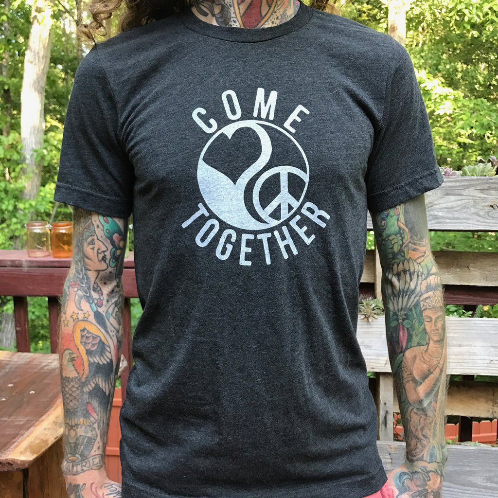 Come Together - Unisex Men's Style Tee