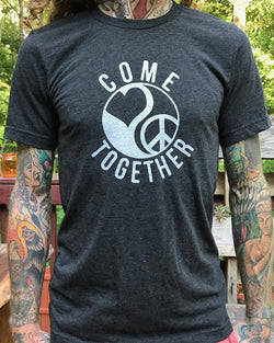 d0aedca16 Come Together - Unisex Men's Style Tee – SuperLoveTees | Graphic ...