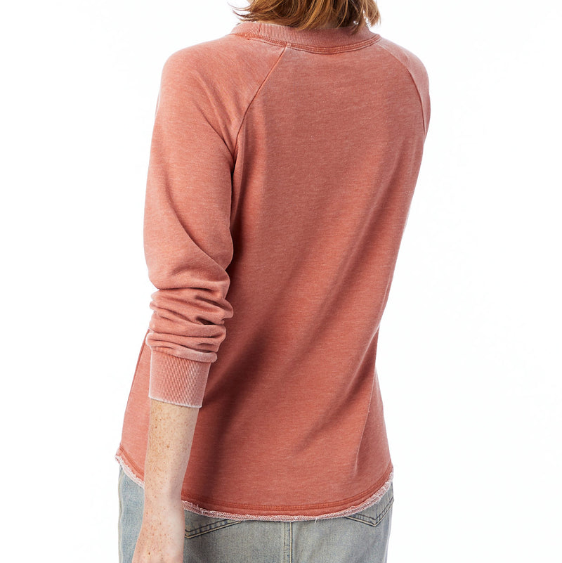 Love Incarnate - Spiced Clay French Terry Sweatshirt