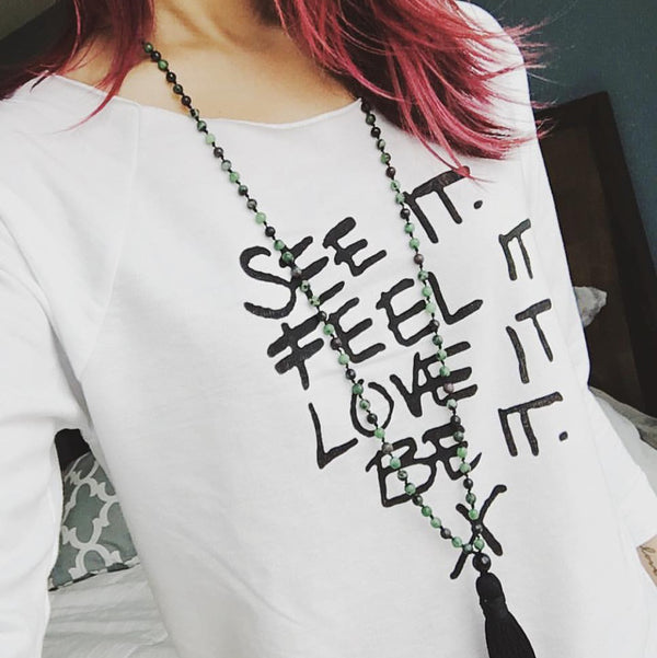 See It, Feel It, Love It, Be It.  -  Pullover