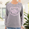 THE GOLDEN RULE - Grey French Terry Sweatshirt
