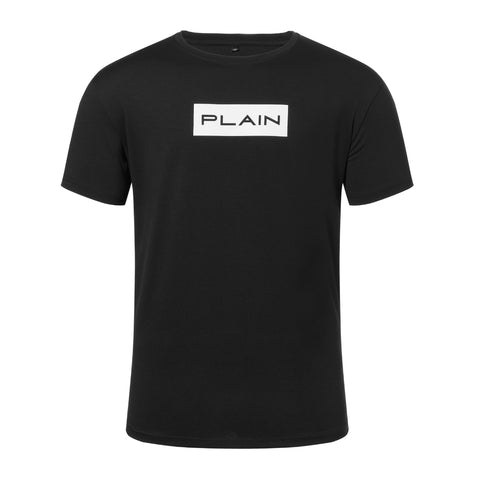 plain los angeles la essentials t-shirt black