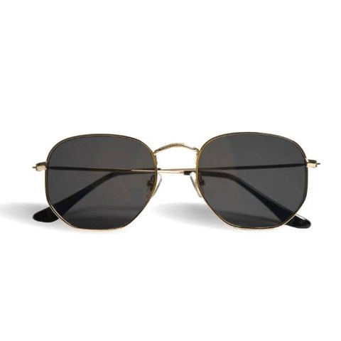 Plain Polarized Aviator Sunglasses