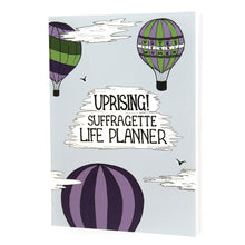 Load image into Gallery viewer, Uprising Life Planner inspiration book