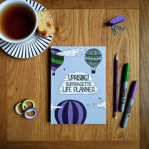 Uprising Life Planner inspiration book