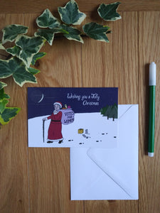 Jolly Christmas Card