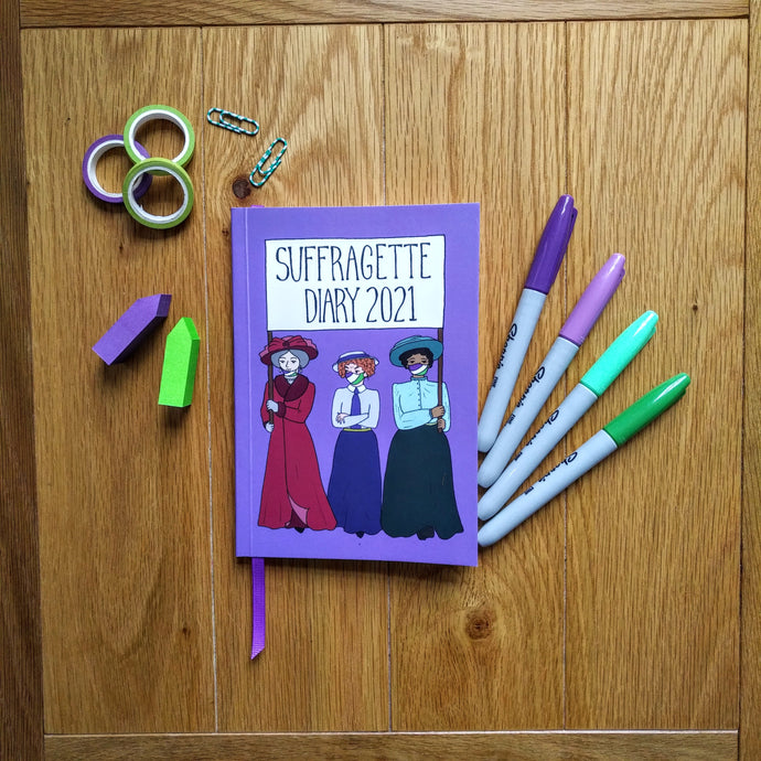Suffragette Diary 2021