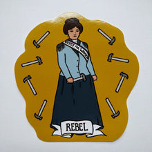 Load image into Gallery viewer, Suffragette Sticker set