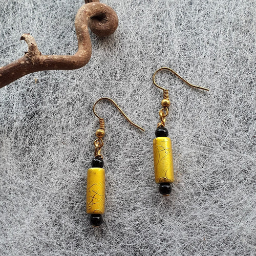 Hieroglynt earrings