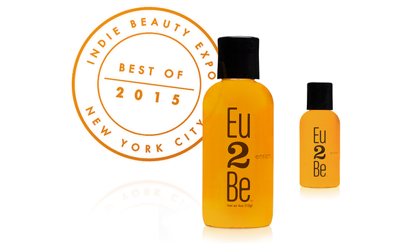 Award-winning best natural body oil for dry skin