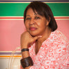 Jamaica Kincaid wrote on the courage of MLK. Photo Credit: Russell MacMasters