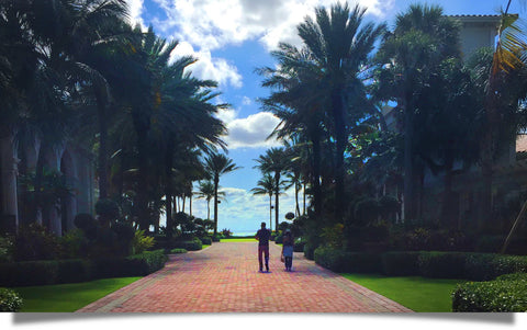 A Summer Solstice paradise found at The Breakers resort in Palm Beach, Florida