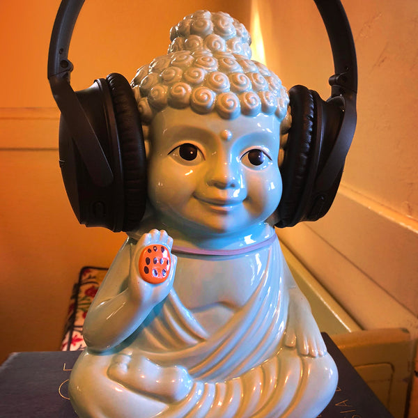 Music healing power and the Buddha