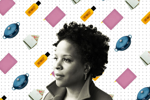 Author Tayari Jones says this is the best body oil