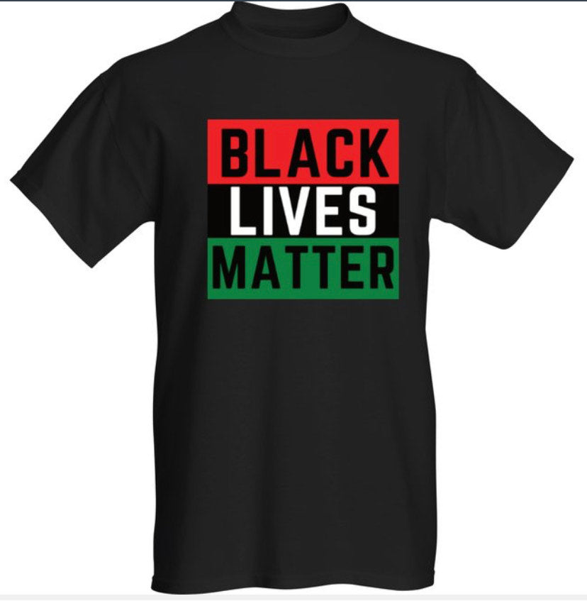 Black Lives Matter Premium T-Shirts