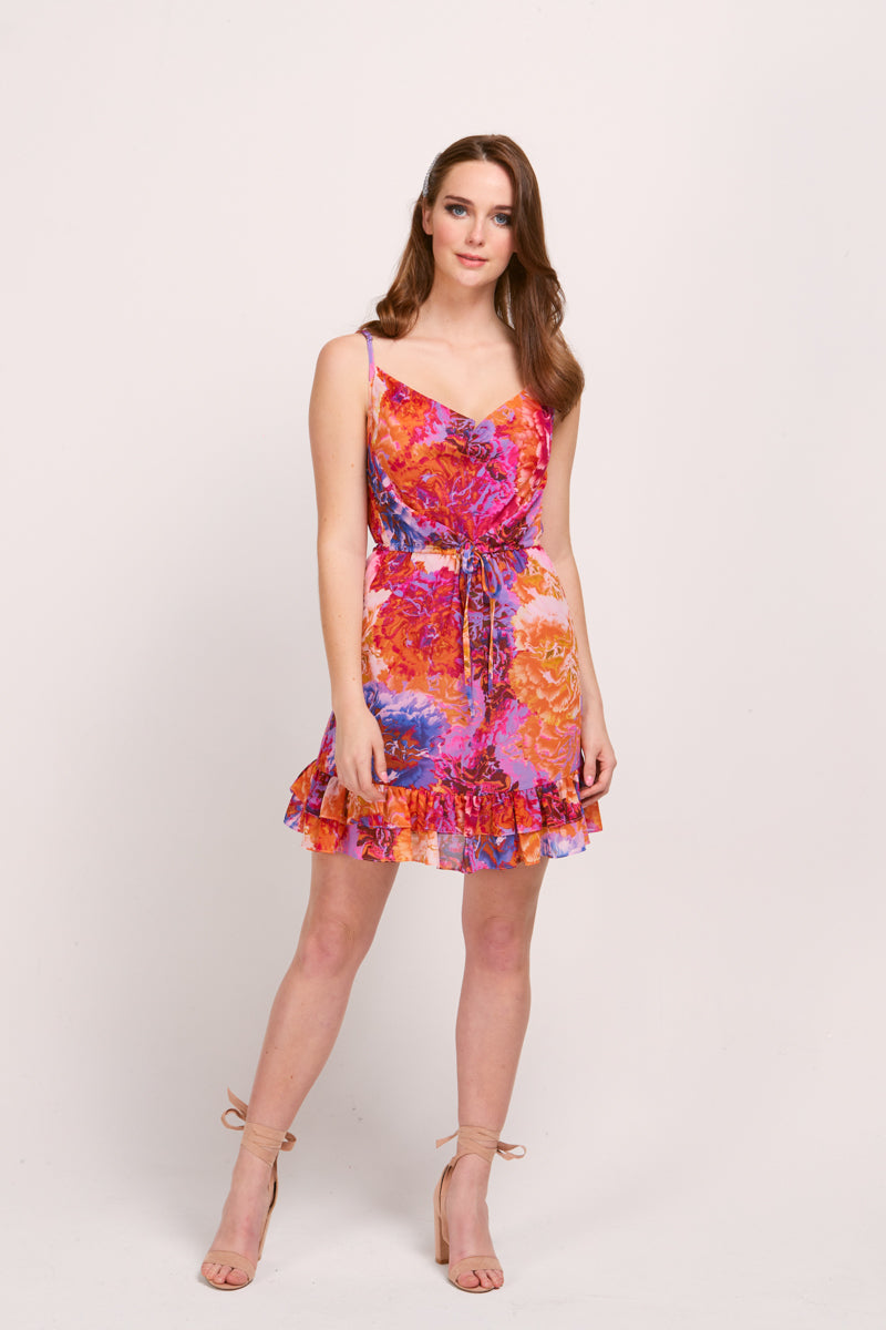 ISLA DRESS - SUNBEAM