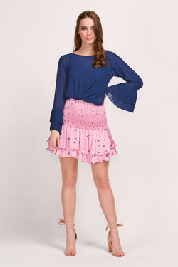 EB TOP - NAVY