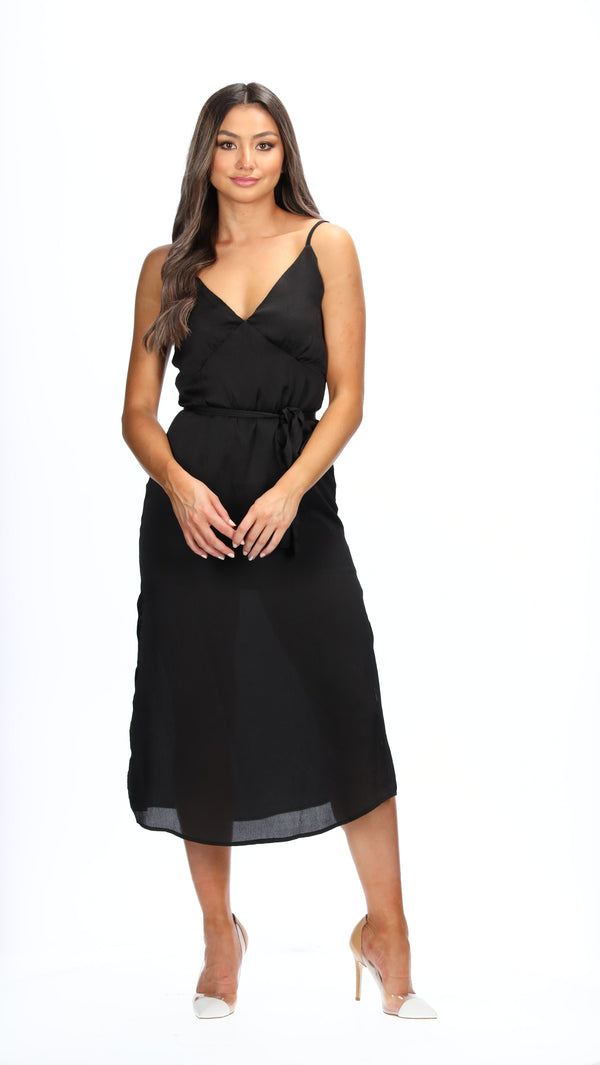 ROSIE DRESS - BLACK